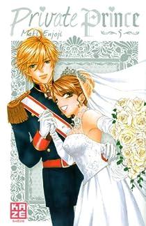 Private Prince, tome 5  par Enjoji