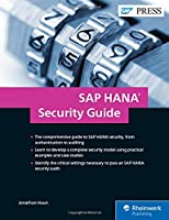 SAP HANA Security Guide Front Cover
