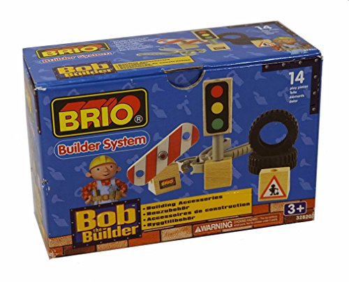 Brio Builder System - Brio Bob the Builder Builder System Building Accessories