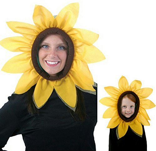 Sunflower Hood (Sunflower Costume For Women)