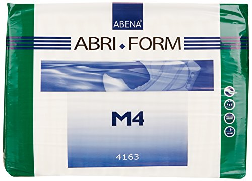 Amazon.com: Abena Abri-Form Comfort Briefs, Medium, M4, 42 Count ...