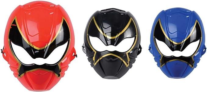 Amazon.com: Máscaras Ninja de plástico de 7.9 x 5.9 in ...