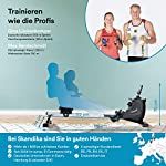 Skandika-Vogatore-Venn-Bluetooth-8-Livelli-di-Resistenza-Supporto-per-Tablet-Fino-125-kg