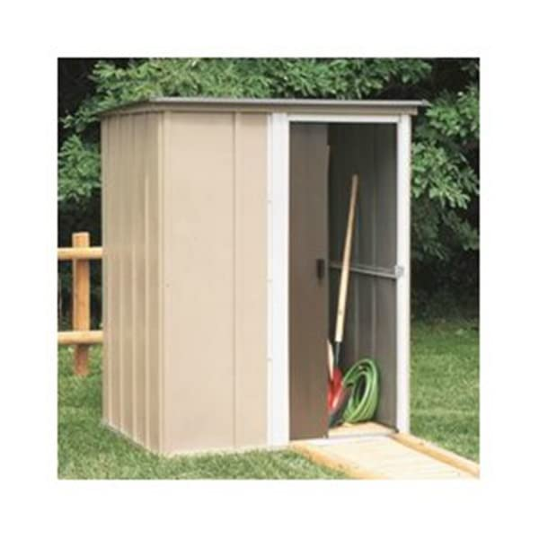 Arrow-Shed-BW54-Brentwood-5-Feet-by-4-Feet-Steel-Storage-Shed