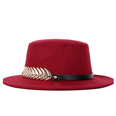 b54cd807103 Star with The Same Paragraph Wild Color Hat Gold Round Top Hat Tide Male  Korean Version