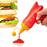 CKB Ltd Tomato Ketchup Sauce Dispenser Funny Condiment Ray Gun Bottle Bbq Novelty Gifts