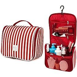 Hanging Toiletry Bag - Large Capacity Travel Organizer for Women and Men - Cosmetic Bag - Makeup Bag- Travel Accessories