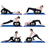 KEVENZ Exercise Bands,Yoga Pull Ring,Fitness Magic