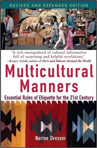 Image result for Multicultural Manners norine dresser