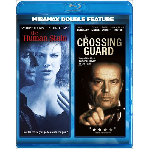 The Crossing Guard / The Human Stain [Blu-ray]