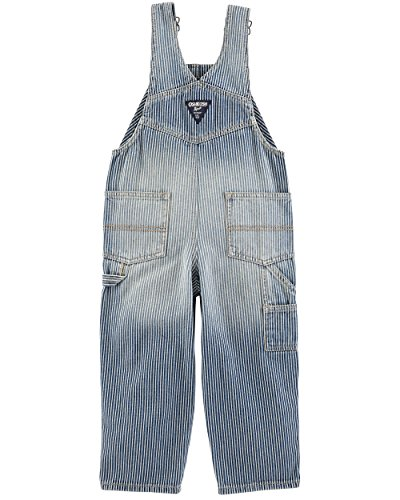 577ec25a OshKosh B'Gosh Baby Boys' Toddler World's Best Overalls, Engine wash, 3T -  21790312 < Overalls < Clothing, Shoes & Jewelry - tibs