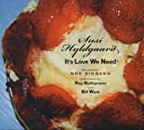 It's Love We Need by Susi Hyldgaard (2009-03-10)