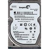ST9500325ASG, 5VE, WU, PN 9KAG34-043, FW 0009APM1, Seagate 500GB SATA 2.5 Hard Drive