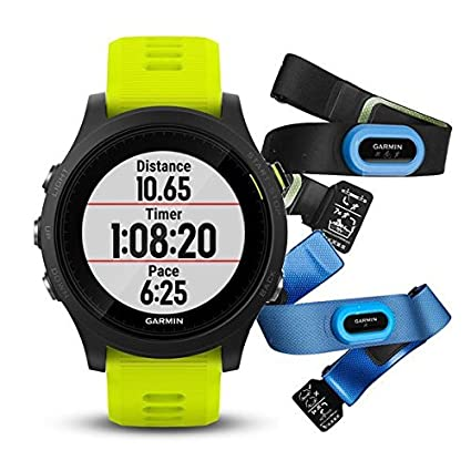 Garmin Reloj Deportivo, Color Amarillo