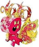 Mattel CGK42 AmiGami - mariposa AmiGami con el corazón Locher Bastelset