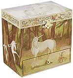 Enchantmints Unicorn Music Jewelry Box