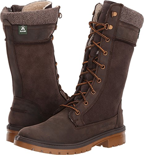 Kamik Women s Rogue 9 Winter Boots Dark Brown 9