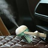 Alanchi Mini Car Styling 12V Car Humidifier Air Purify Aroma Diffuser Mini Air