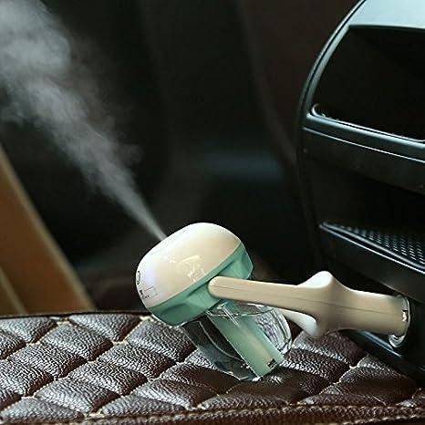 Amazon.com: Coche de 12 V vapor humidificador de aire ...