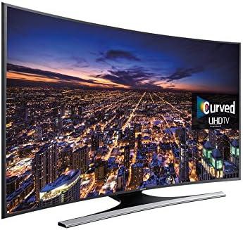 Samsung UE40JU6500 - Tv Led 40 Curvo Ue40Ju6500 Uhd 4K, Wi-Fi Y Smart Tv: SAMSUNG: Amazon.es: Electrónica