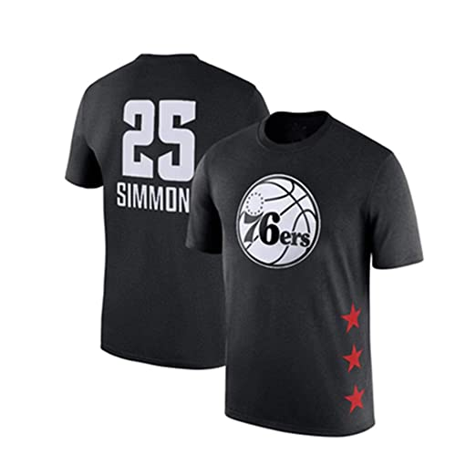 Camiseta De Baloncesto De Manga Corta All-Star De La NBA Camiseta ...