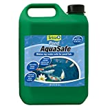 Tetra Pond AquaSafe Water Conditioner, Makes Tap Water Safe for Ponds