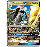Pokemon TCG Guardians Rising Single: Kommo-o-GX 100/145