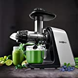 Juicer Machines, Oneisall Slow Masticating Juicer