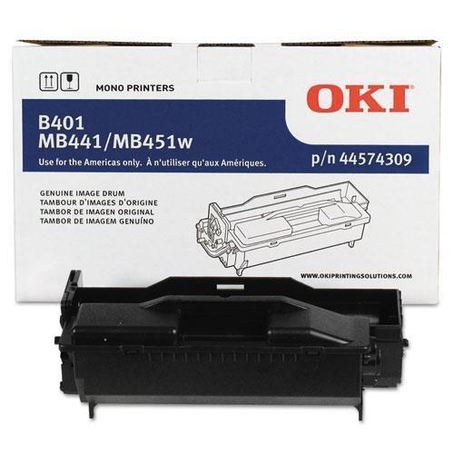 Okidata MB451W 25K Image Drum - OEM - OEM# 44574309