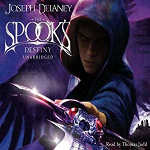 The Spook's Destiny Hörbuch