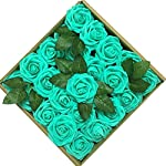 Jing-Rise-Artificial-Flowers-Real-Looking-Fake-Roses-with-Stem-for-DIY-Wedding-Bouquets-Centerpieces-Party-Baby-Shower-Home-Decorations