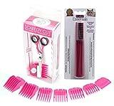 Scaredy Cut Silent Pet Clipper in Pink with Le Salon Mat Breaker