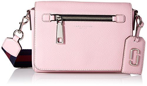 Marc Jacobs Small Gotham Shoulder Bag, Pink Fleur