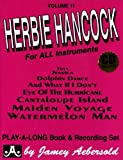 Vol. 11, Music of Herbie Hancock (Book & CD Set)