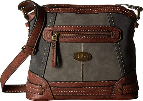 Cronton o Chocolate Charcoal c Elephant Crossbody b Womens qa7wcgfw