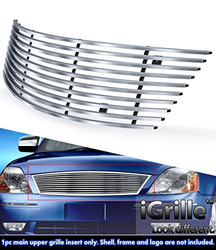 fits-05-07-ford-five-hundred-500-stainless-steel-billet-grille-insert-f65804c