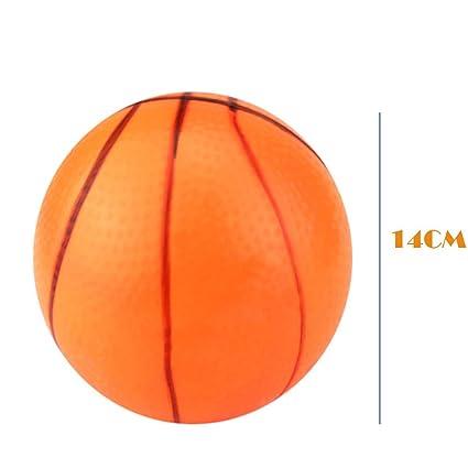 OHQ Baloncesto Hinchable para Niños, Multicolor la Playa ...