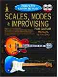 Scales, Modes and Improvising for Guitar Manual, Peter Gelling, 186469386X