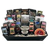 Premium Gourmet Coffee Gift Basket