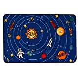 Spaced Out Rug 4' x 6' Rectangle