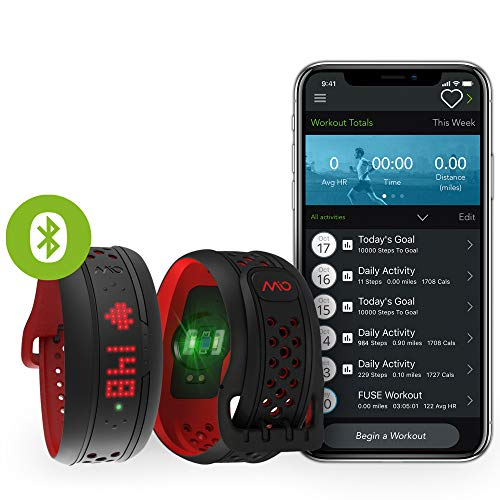 (Mio FUSE Heart Rate, Sleep + Activity Tracker)