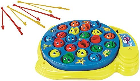toys, games, games, accessories,  board games 11 picture Let's Go Fishin' Game by Pressman - The deals