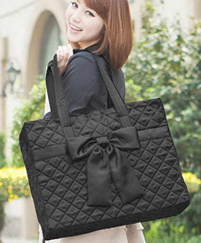 Express Laptop Tote Bag (Naraya Bag Rectangula Tote Large Weekend Bag)