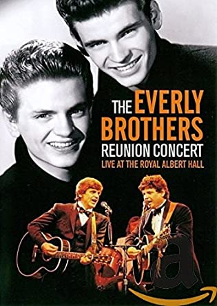 The Everly Brothers: The Reunion Concert DVD 2010 NTSC
