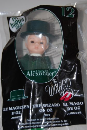 Happy Collectibles Meal (Madame Alexander Happy Meal The Wizard of Oz Doll 12 of 12 by McDonald)