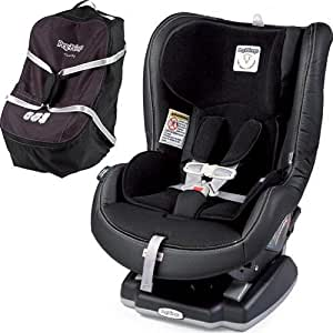 Peg Perego Primo Viaggio Convertible Car Seat Licorice