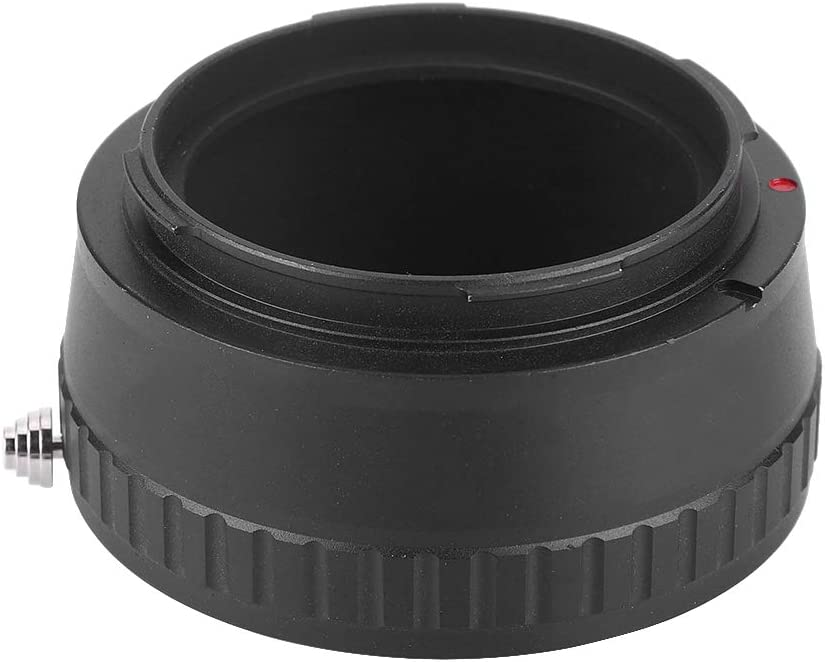 Lens Mount Adapter Ring,Aluminum Alloy Lens Adapter,Professional Manual Control Lens Mount Adapter for Nikon AI Lens,for Leica SL//T Camera Body