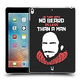 Head Case Designs Less Than A Man Bearded Bravado Hard Back Case for Apple iPad Pro 2 10.5 (2017)