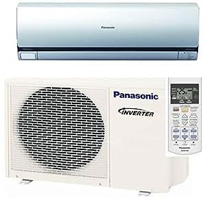 Panasonic CU-E12NKE Air conditioner outdoor unit - Aire acondicionado (230 V, 50 Hz, A, 50 dB, 780 x 289 x 542 mm)