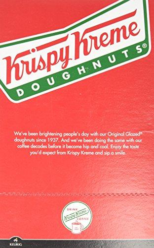 Krispy Kreme Doughnuts Smooth Keurig 2.0 K-Cup Pack, 24 Count